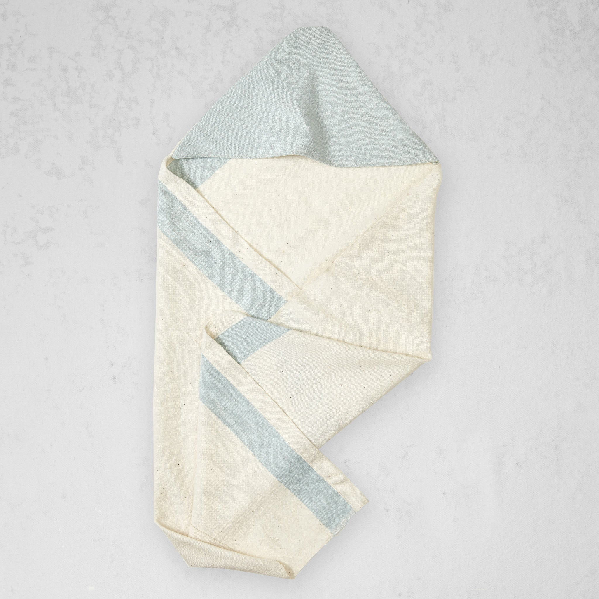 Aboosh Hooded Towel - Blue Ivy