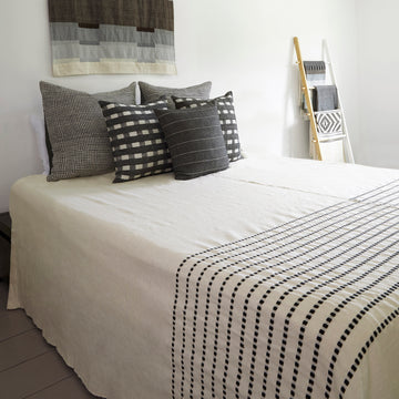 Bati Coverlet - Natural