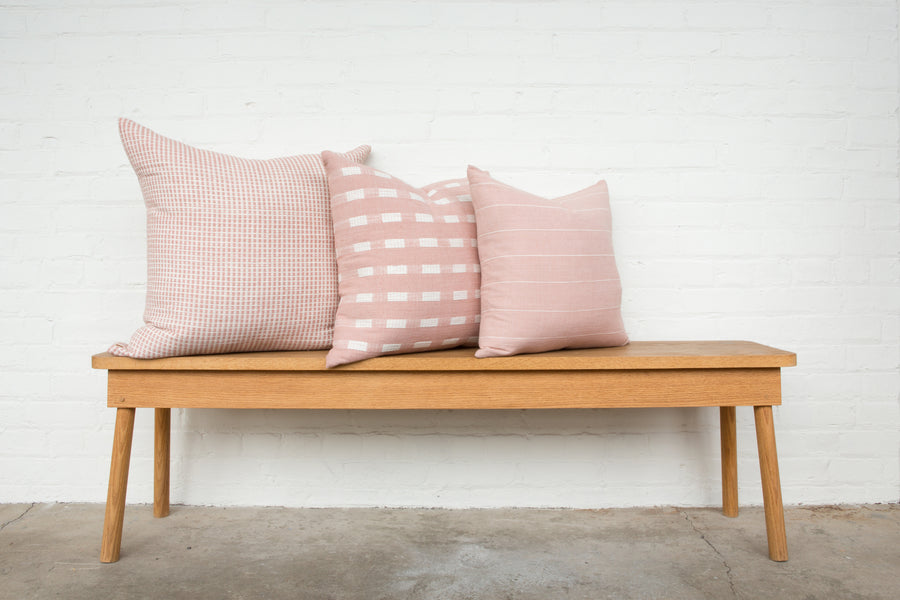 Berchi Pillow - Dusty Rose