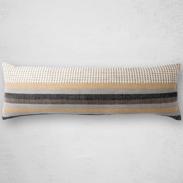 Suri Lumbar Pillow - Sable