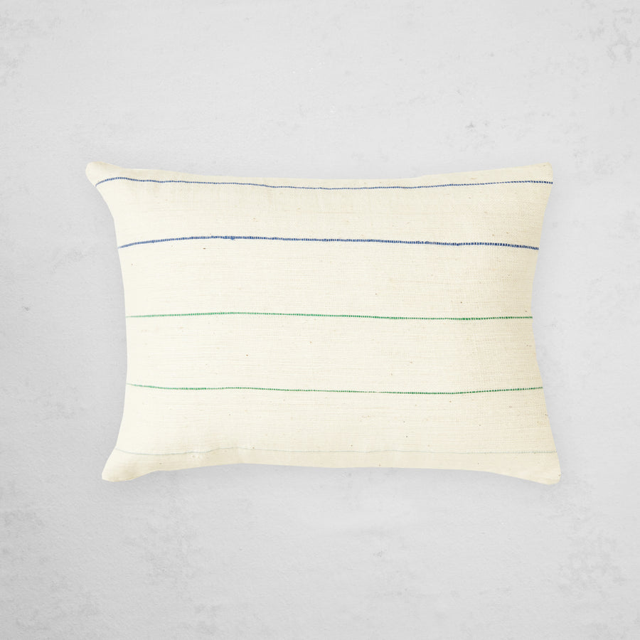 Lili Pillow Cover - Blue - WS