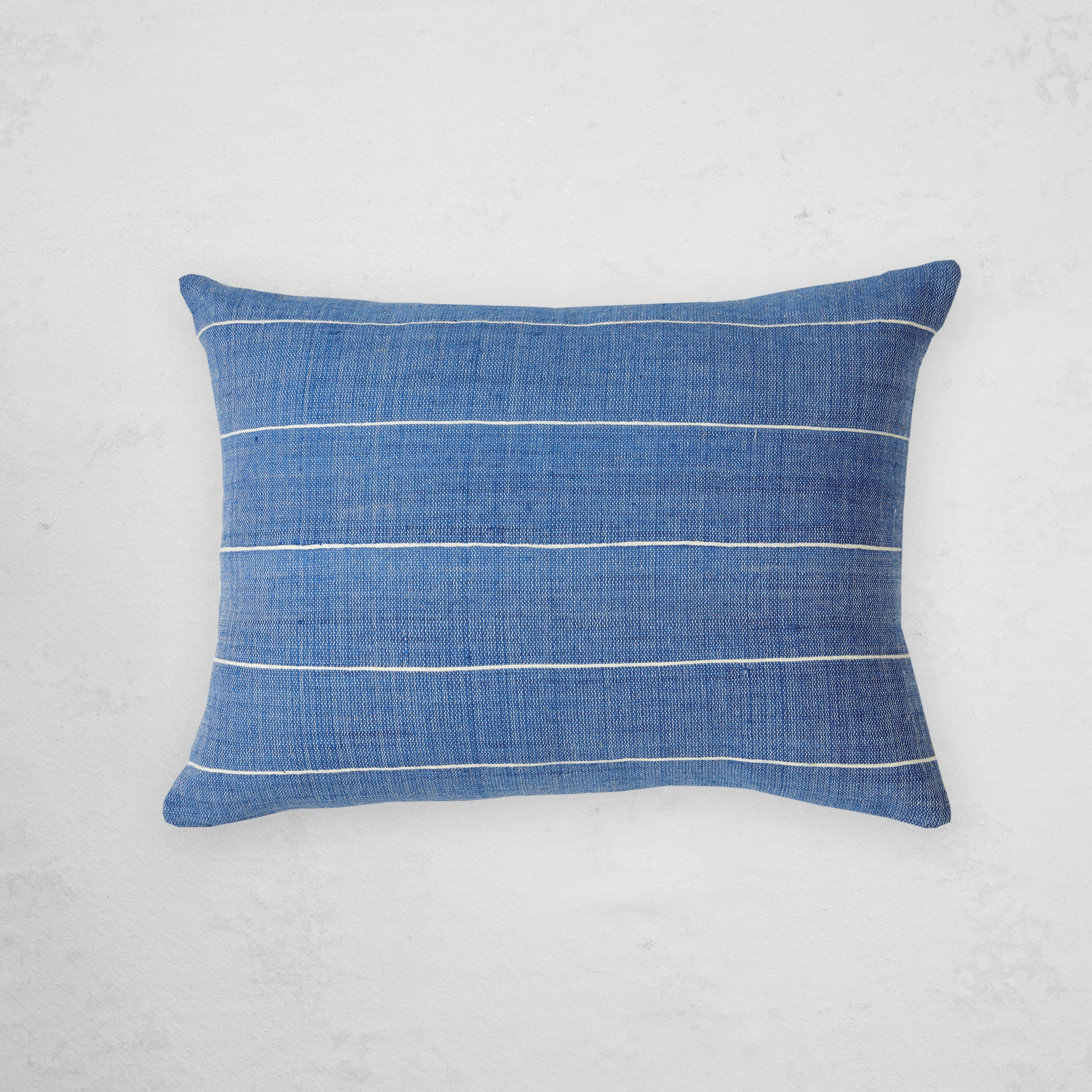 Melkam Pillow - Azure