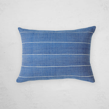 Melkam Mini Pillow - Azure
