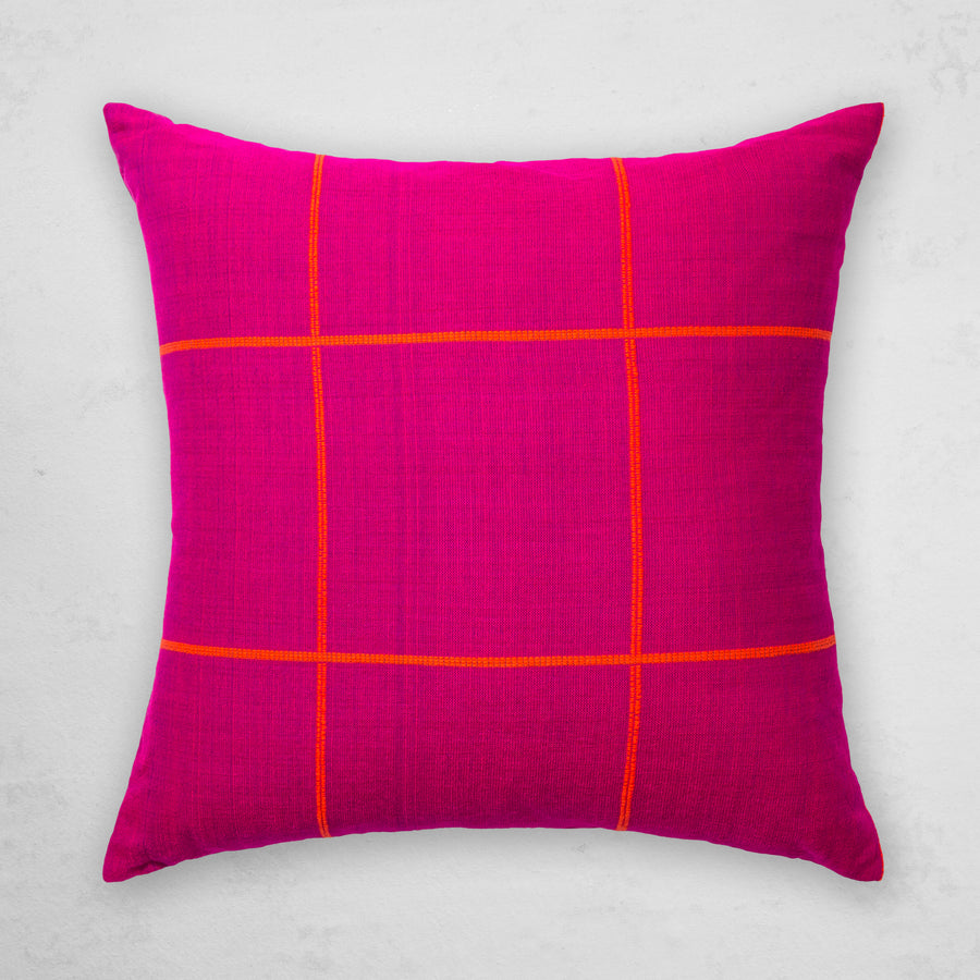 Argo Pillow - Fuchsia