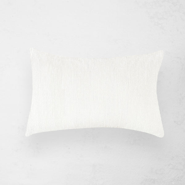 Lulete Pillow - Silver