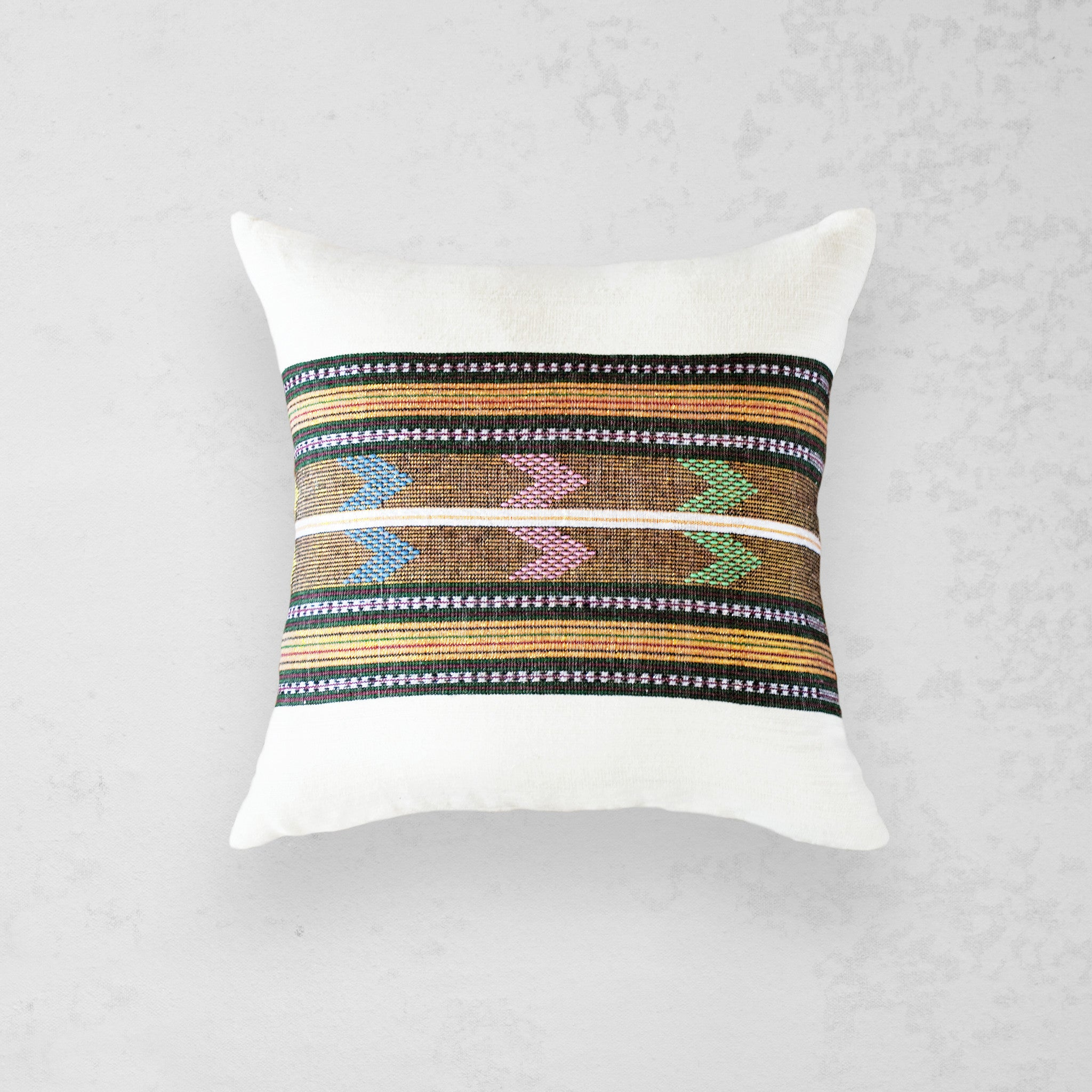Wollo Pillow - Gold