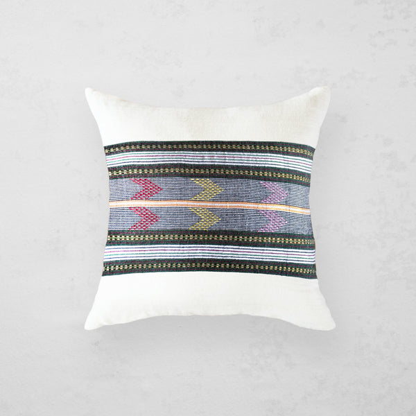 Wollo Pillow - Silver