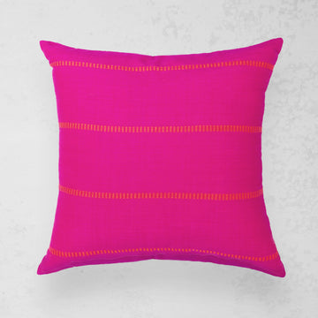 Tirisa Pillow - Fuchsia