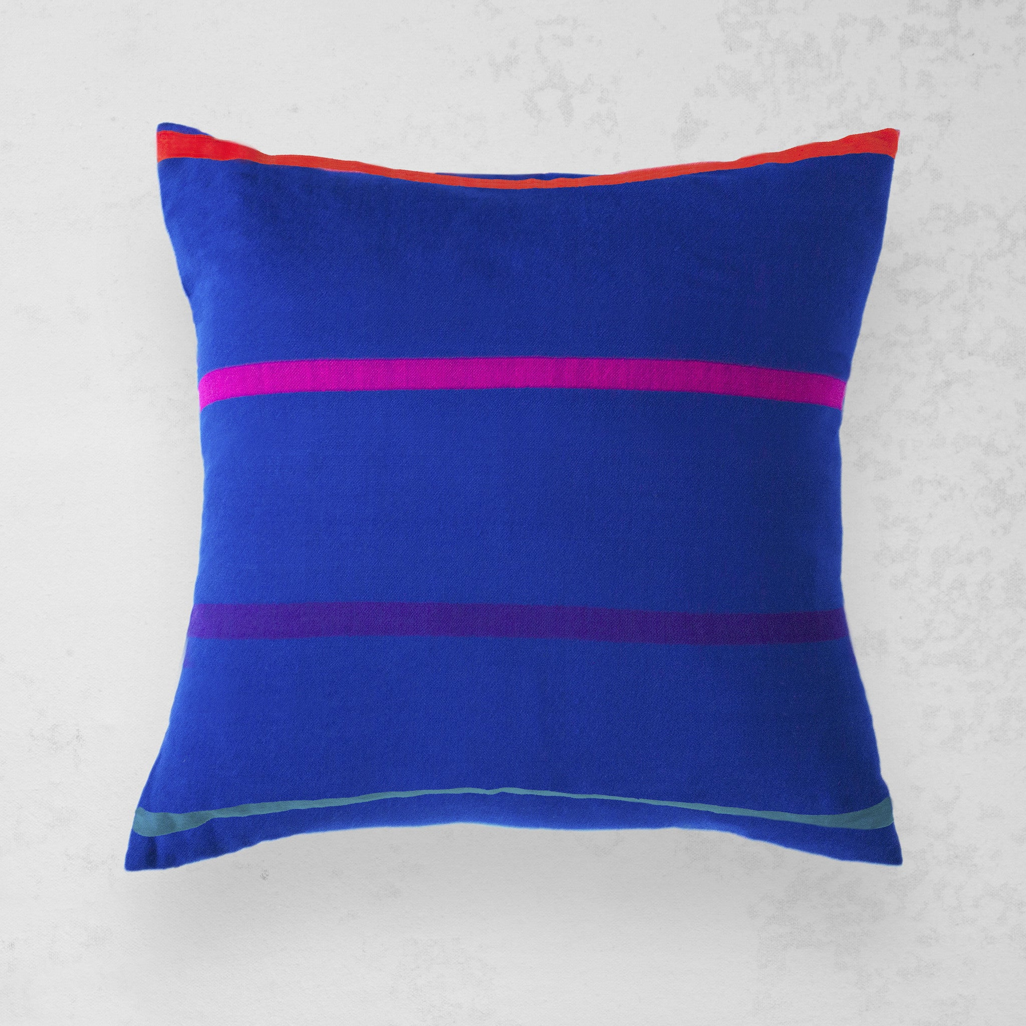 Karati Pillow - Cobalt