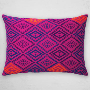 Zinar Pillow - Fuchsia