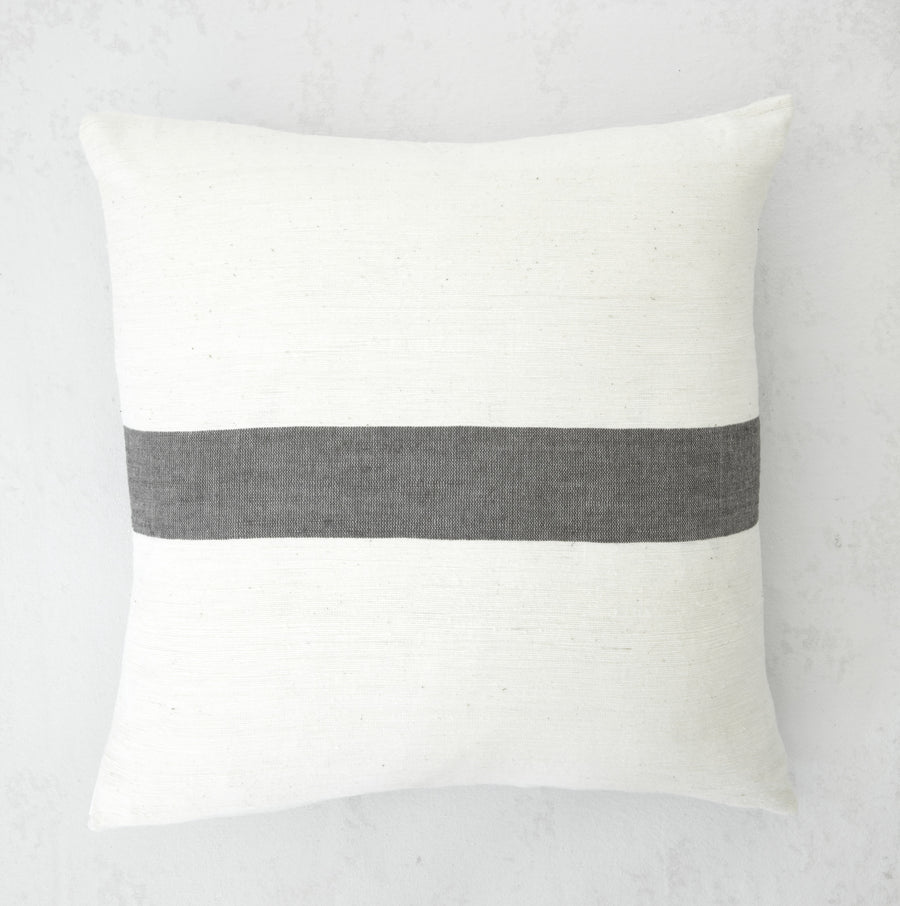 Zelalem Pillow - Slate