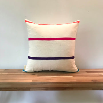 Karati Pillow - Natural - Sample