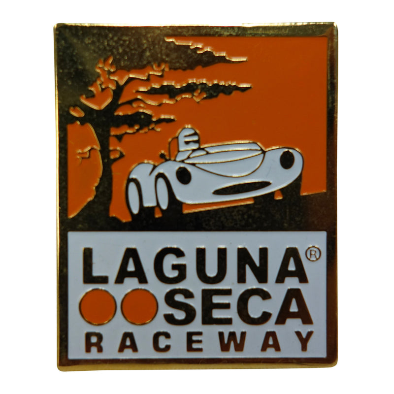 Laguna Seca Car Pin
