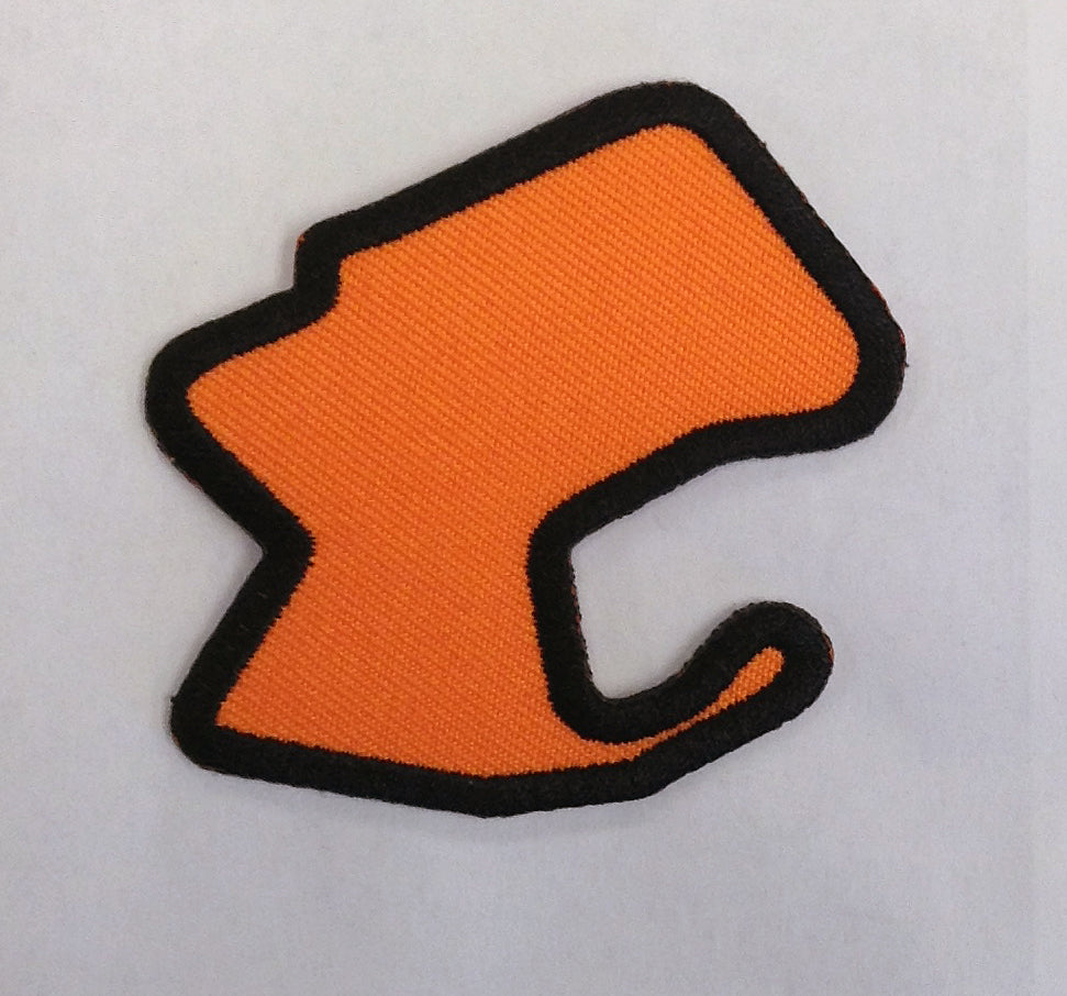 Track Outline Patch