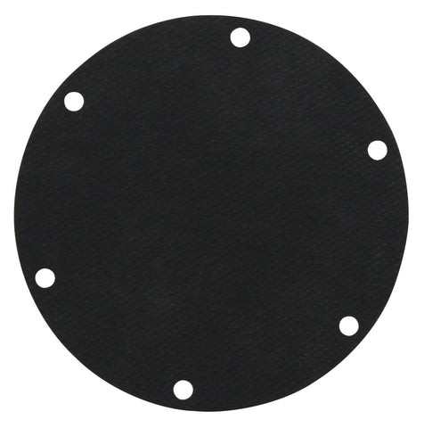 "RH or FH Replacement Diaphragm, .020"" Black Neoprene with Nylon Mesh"