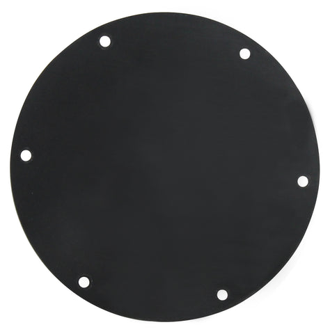 "R or F Replacement Diaphragm, .016"" Black Neoprene"