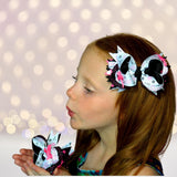 Hair Bow - Volleyball Boutique Hair Bows