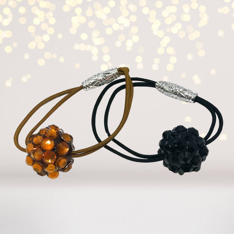 Hairband - Bling Ball Hair Tie And DIY Crafts