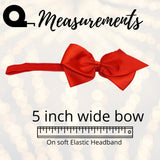 Headband - Basic Baby Bow Headband