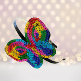 Girls Sequin Charm Headbands - Chicky Chicky Bling Bling, LLC