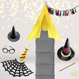 Play Set - Wizard Teepee Tent Play Set