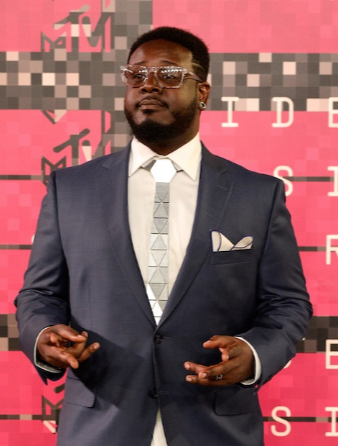America's Best Dance Crew Judge T-Pain Rocking Hex Tie