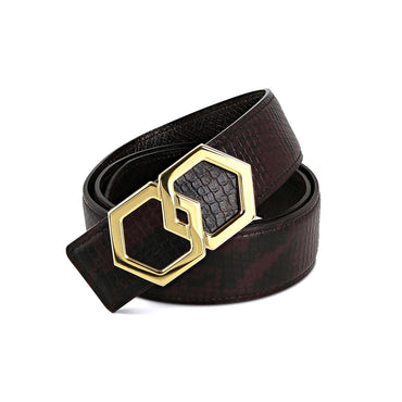 Canary Bloody Snake Belt