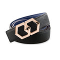 Canary Rose Azul Noche Belt Reversible