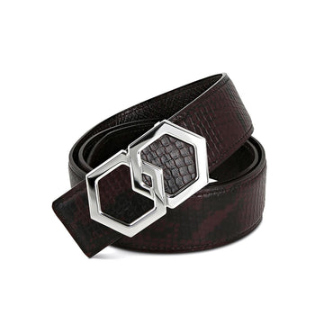 Metale Bloody Snake Belt