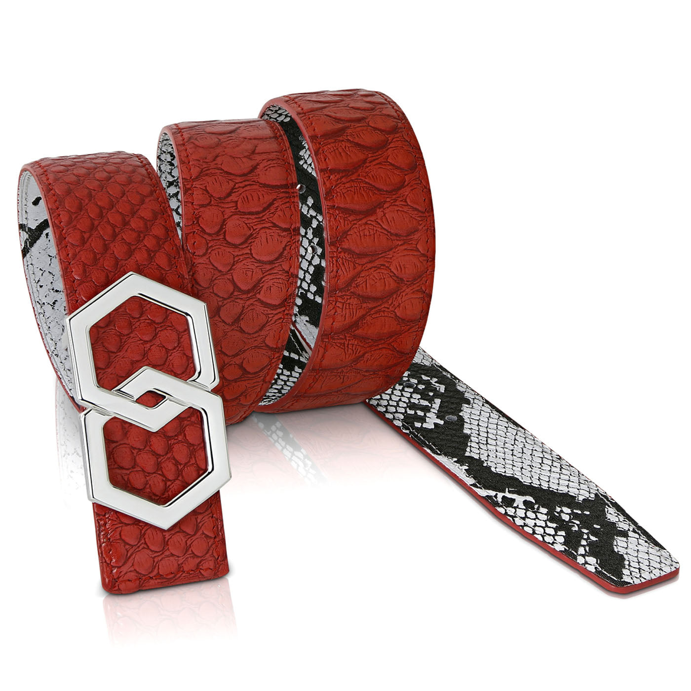 Metale Mamba Belt Reversible