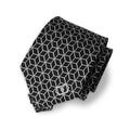 Cubico Black Pocket Square Combo