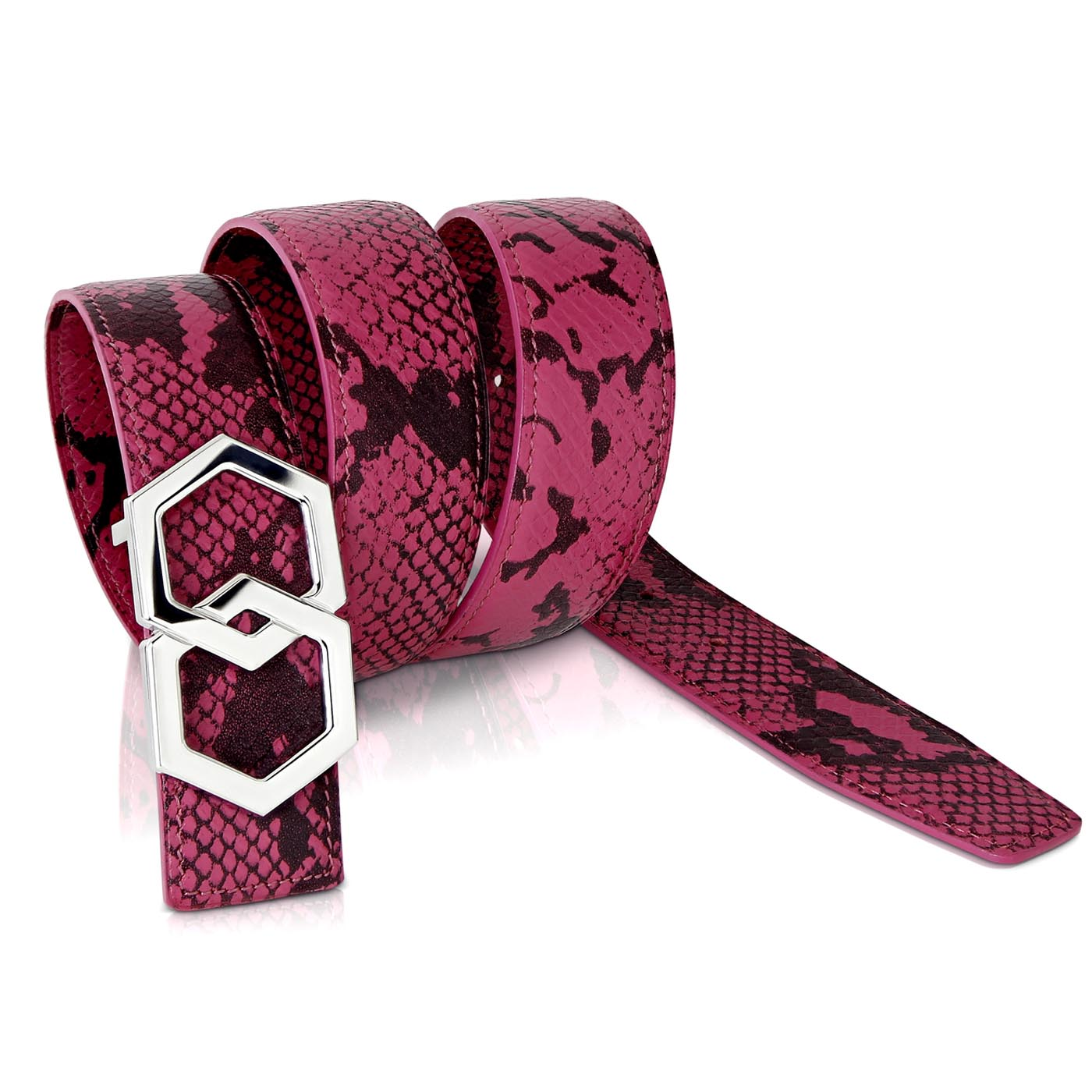 Metale Peligro Kingsnake Belt