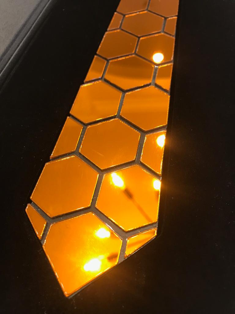 L'Orange Honeycomb