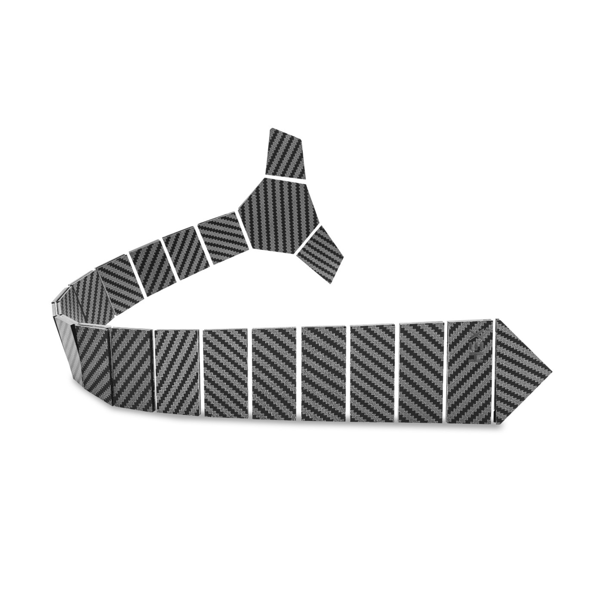 CARBON Dress Tie