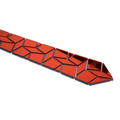 DIAMANTE LAVA Luxury Tie