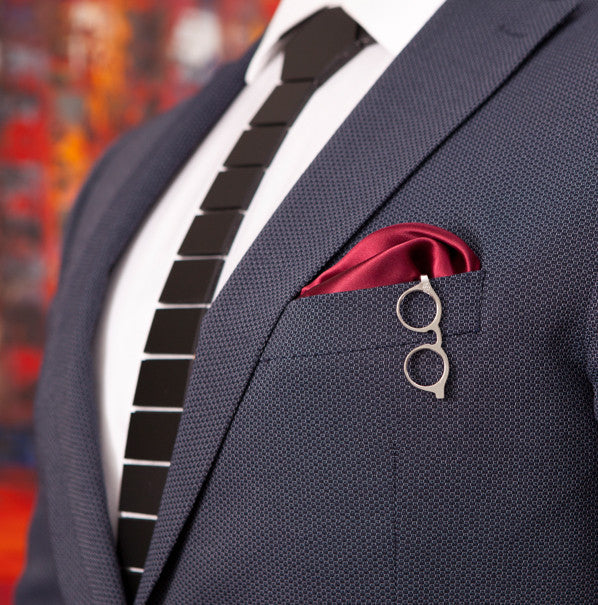 London B. Garment Clip - HEX TIE