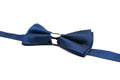 HEX MURCIELAGO AZURE CHROMA BOW TIE - LIMITED AVAILABILITY - HEX TIE