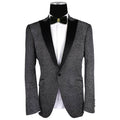 Hex Caviar Diamonds Blazer