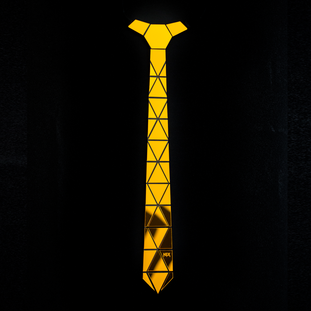 CANARY 24K - LIMITED - 100 AVAILABLE - HEX TIE