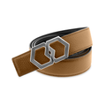 Metale Cappuccino Noche Belt Reversible