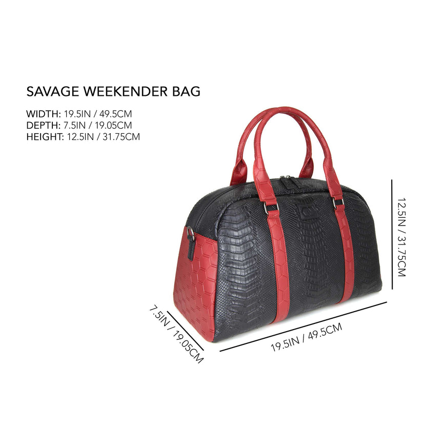 Savage Weekender Bag