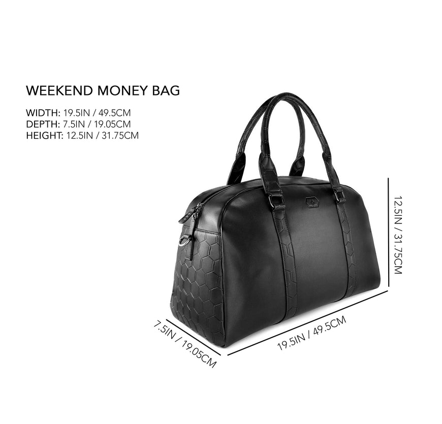 Weekend Money Bag