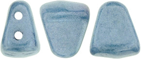 Nib-Bit Beads, Luster Opaque Blue, 8 grams
