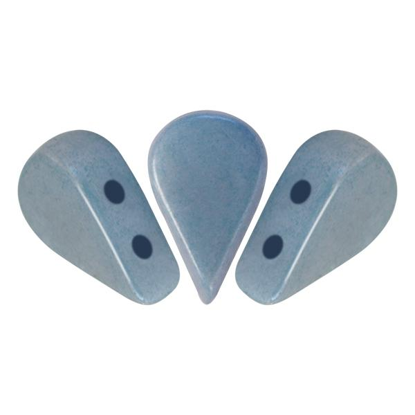 Amos® Par Puca®, AMS-0300-14464, Opaque Blue Ceramic Look