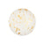 Cabochans Par Puca®, CAB18-3-84100-94401, Crystal Matte Splash Gold