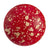 Cabochans Par Puca®, CAB25-9321-94401, Op Coral Red Splash