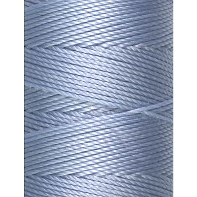 C-LON Bead Cord, Blue Morning - 0.5mm, 92 Yard Spool - Barrel of Beads
