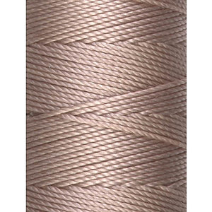 C-LON Bead Cord, Blush - 0.5mm, 92 Yard Spool - Barrel of Beads