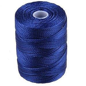 C-LON Bead Cord, Capri - 0.5mm, 92 Yard Spool - Barrel of Beads