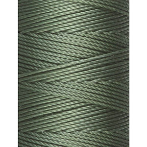 C-LON Bead Cord, Fern - 0.5mm, 92 Yard Spool - Barrel of Beads